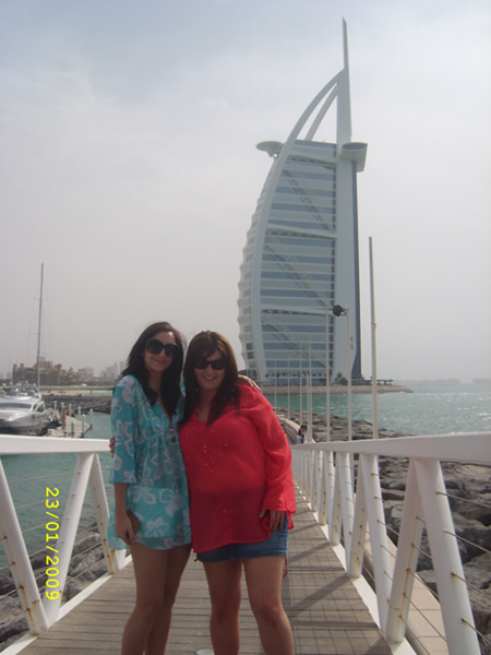 Travel blog: Dubai Experience