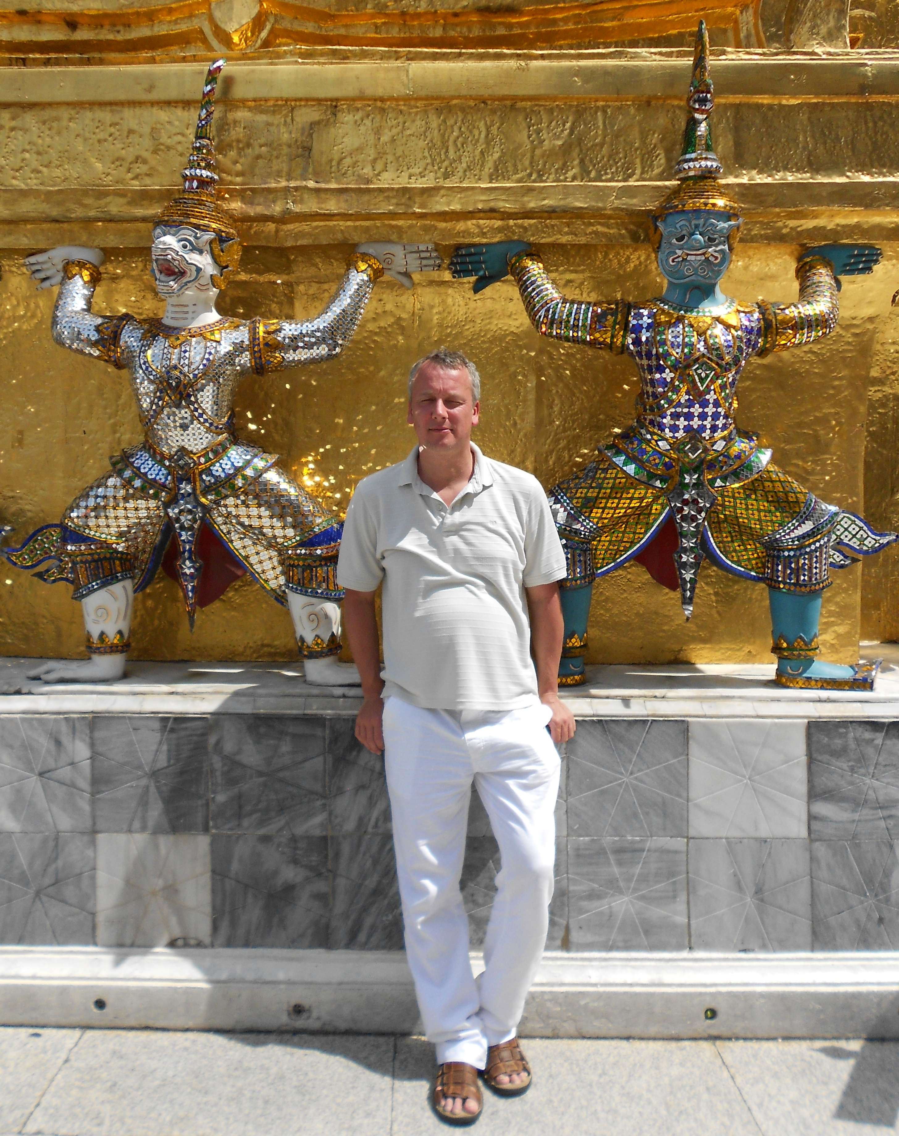 Travel blog: Dave Explores Thailand and Dubai – Part 1