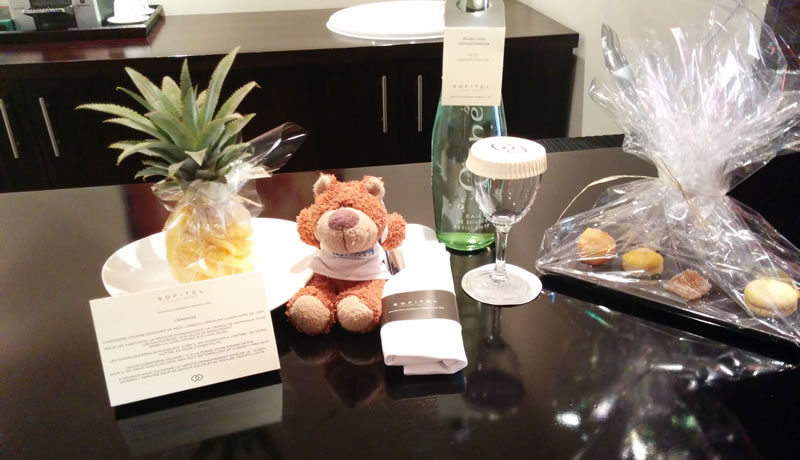 Sofitel Imperial Welcome