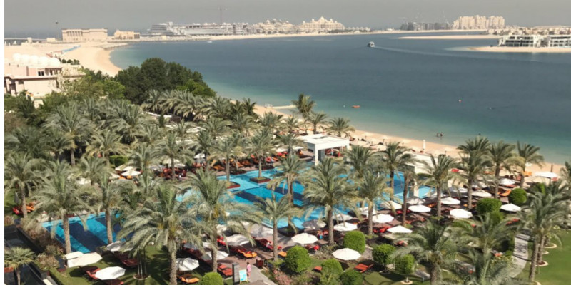 Travel blog: Family-Friendly Escapes at Jumeirah Zabeel Saray, Dubai