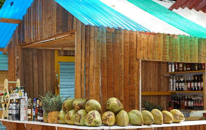 caribbean bar
