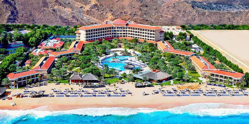 Fujairah Rotana Resort & Spa in the UAE