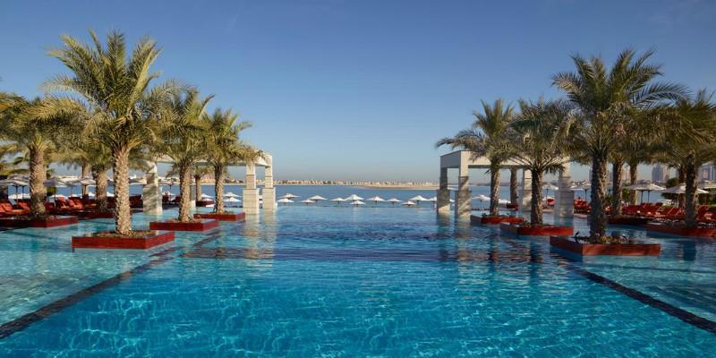 jumeirah-zabeel-saray Tropical Warehouse pool