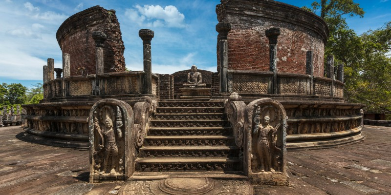 polonnaruwa with Tropical Warehouse