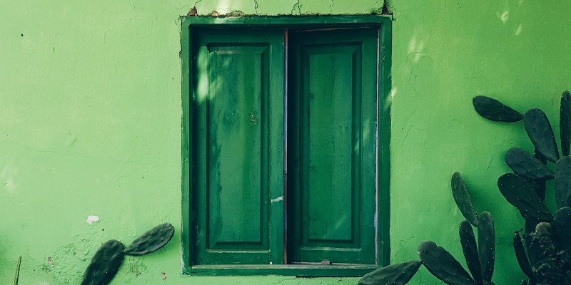 Cape Verde window