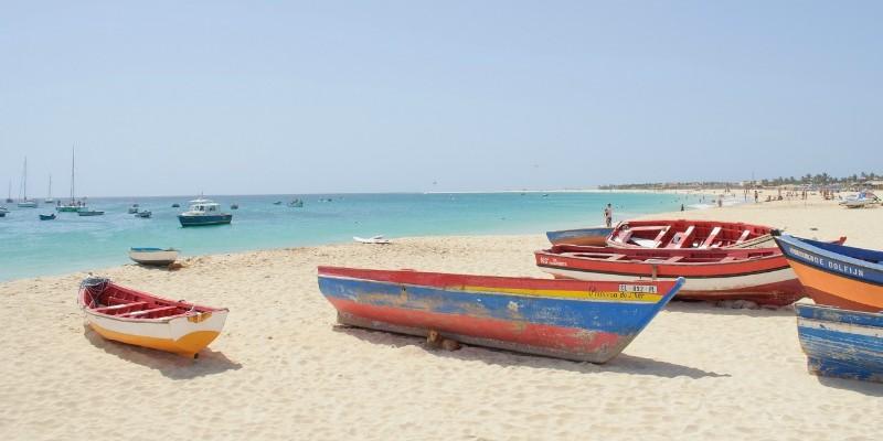 Sale Beach Cape Verde
