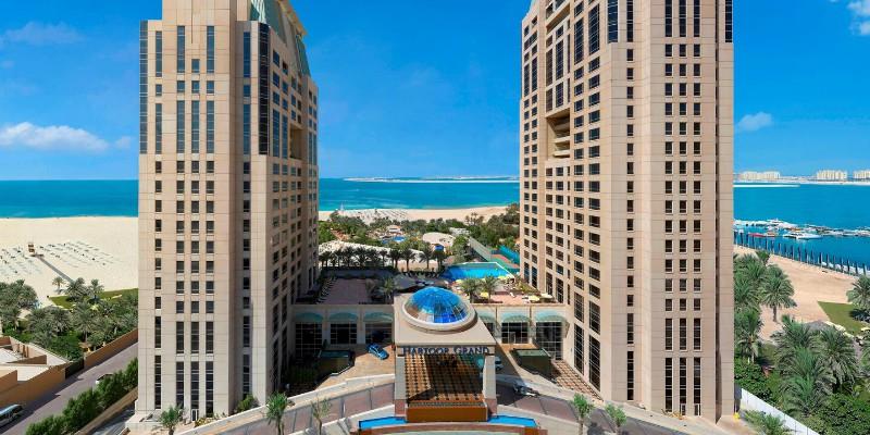 Habtoor Grand Resort towers Dubai