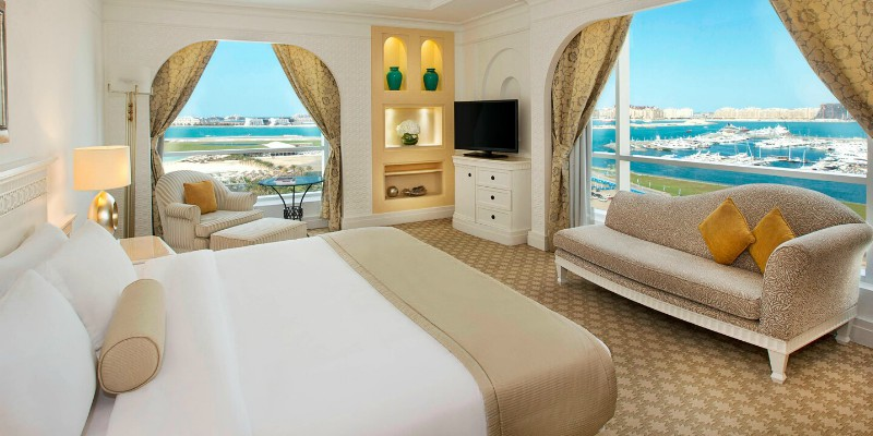 Accommodations Habtoor Grand Resort, Autograph Collection