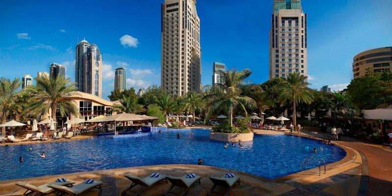 Habtoor Grand Resort Pool