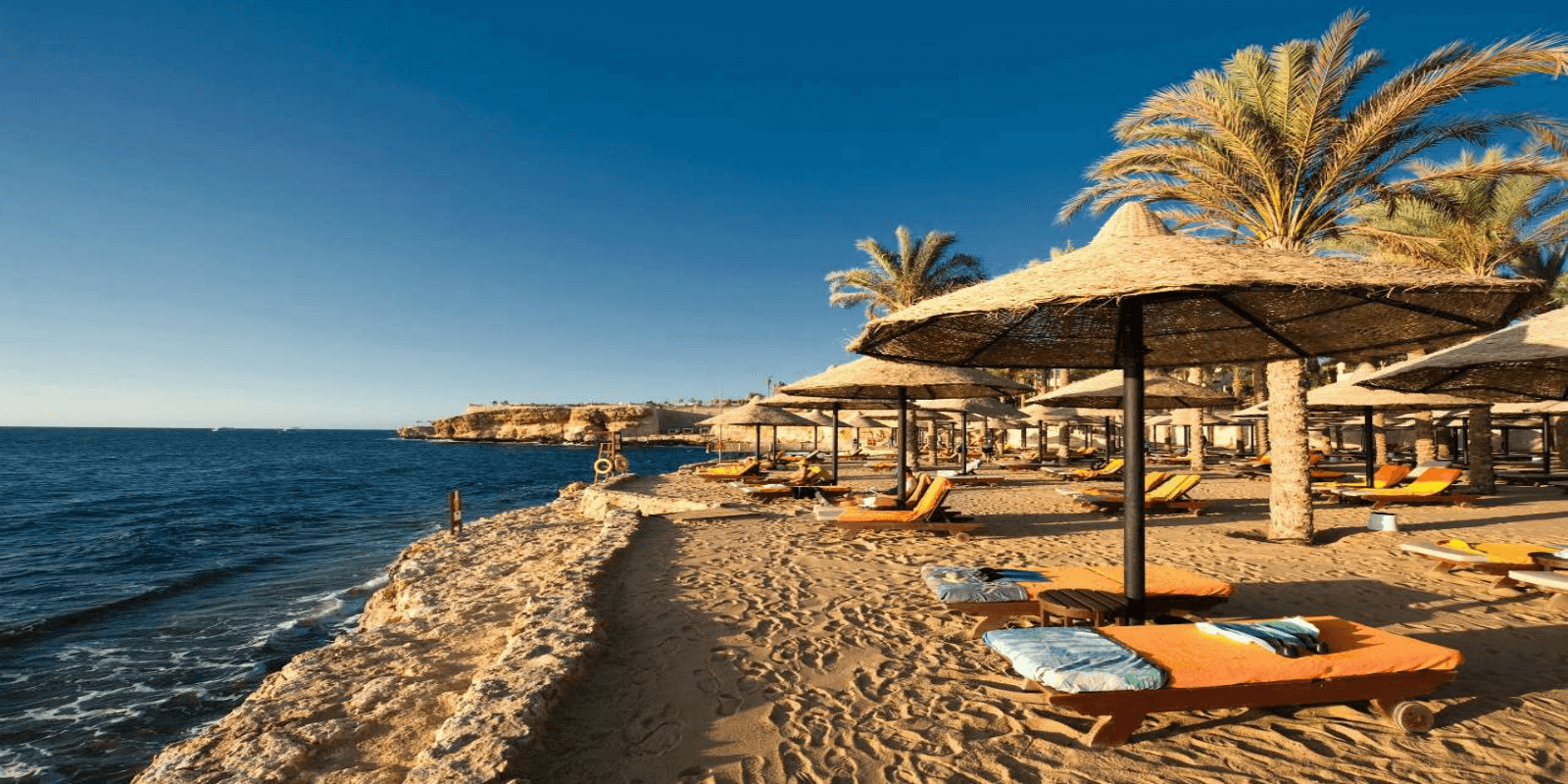 The Grand Hotel beach, Sharm el Sheikh