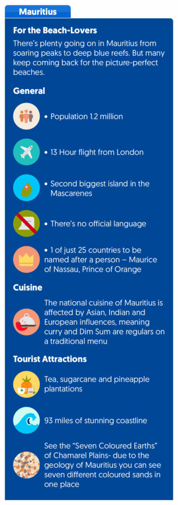 Mauritius Top Facts