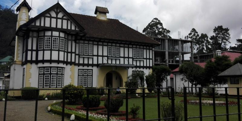 House in Nuwara Eliya