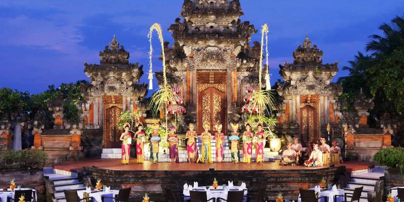 Balinese Theatre at Ayodya Resort