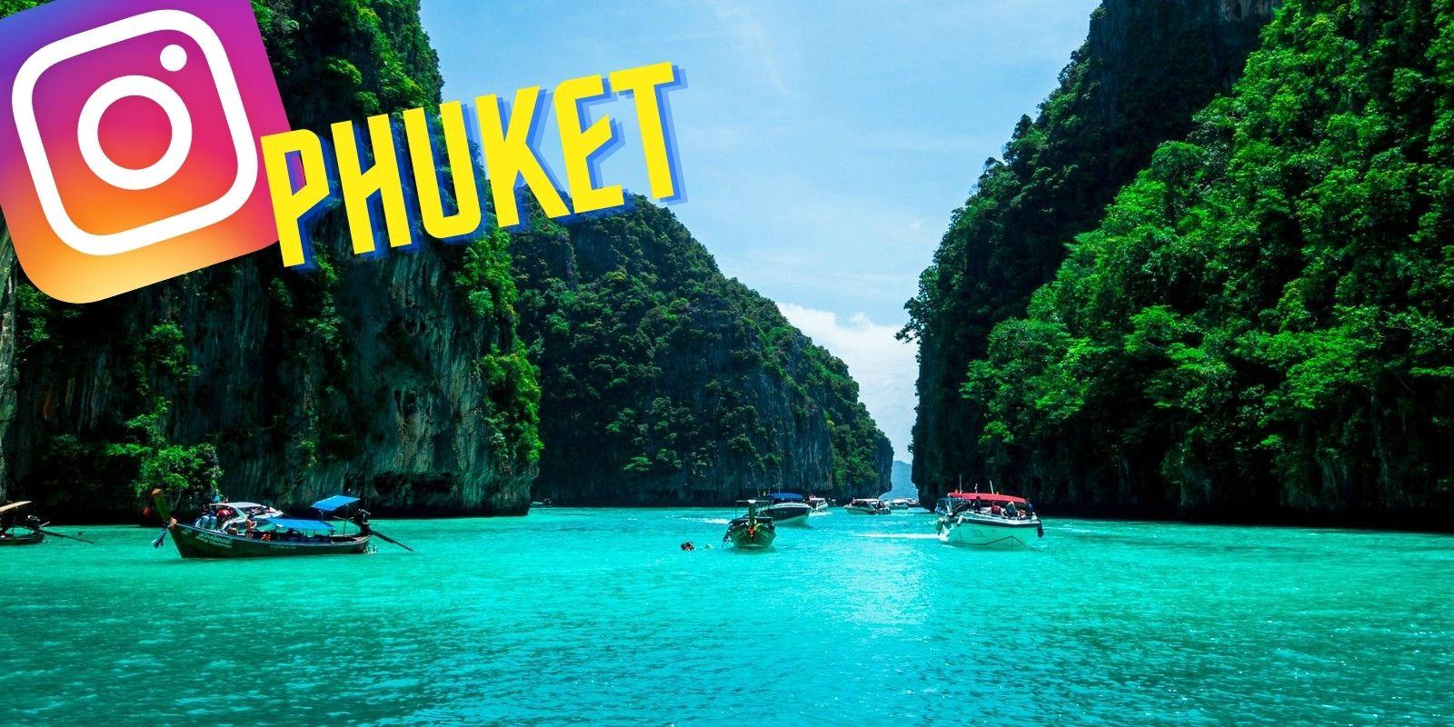 Take an Instagram tour of beautiful Phuket