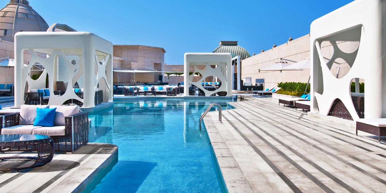 V Hotel Dubai Curio by Hilton