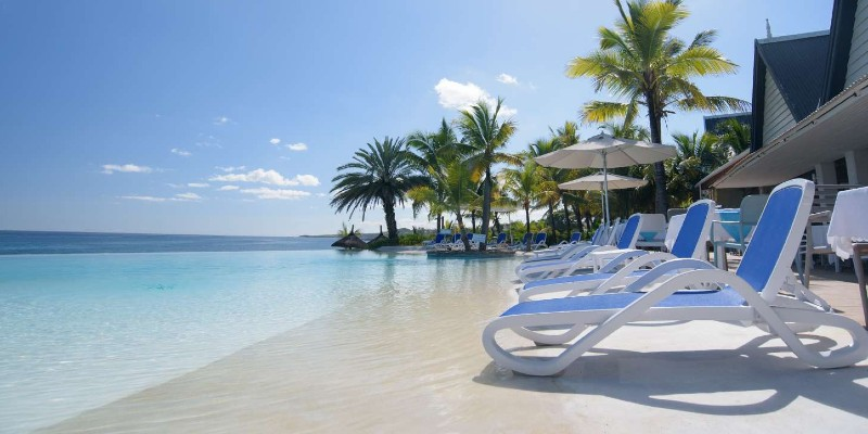 Anelia Resort & Spa's beachfront location means easy access to the white sand beach