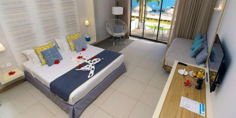 Shot of a room interior at Anelia Resort & Spa