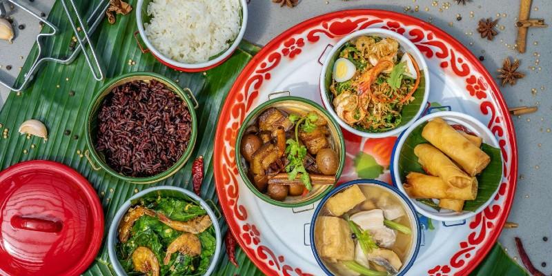 Food at Grand Mercure Khao Lak Bangsak, Thailand resort