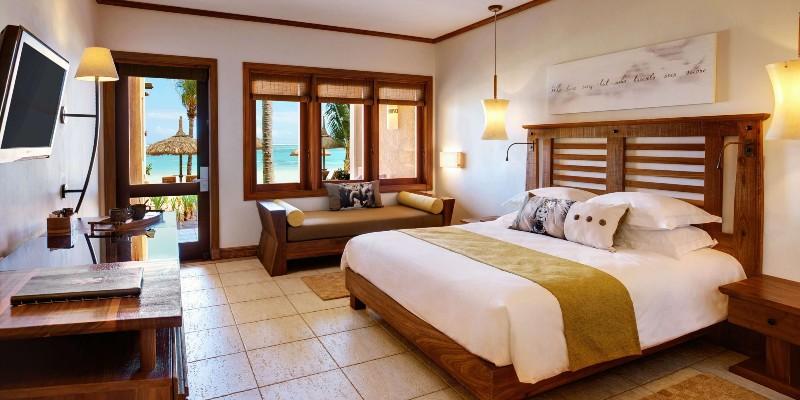 Room interior at Heritage Awali Golf & Spa Resort