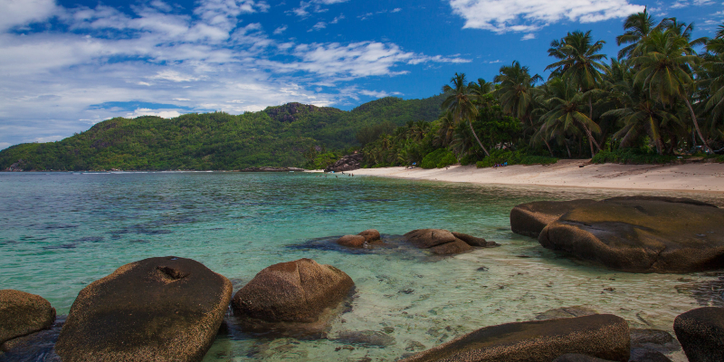 Anse Forbans beach, image: jmhullot