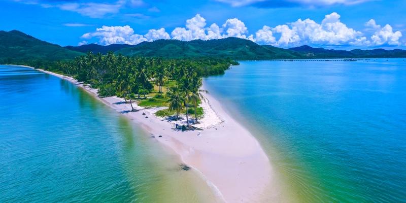 Koh Yao Yai island in Thailand