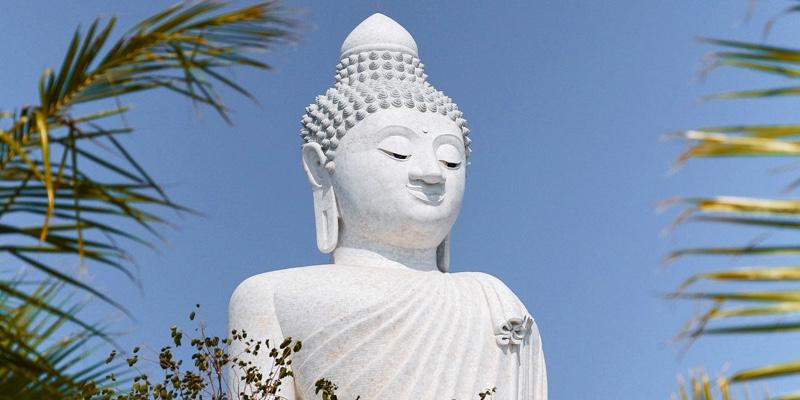 Big Buddha statue, Phuket