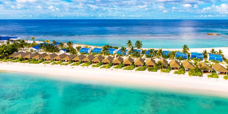 South Palm Resort in the Maldives