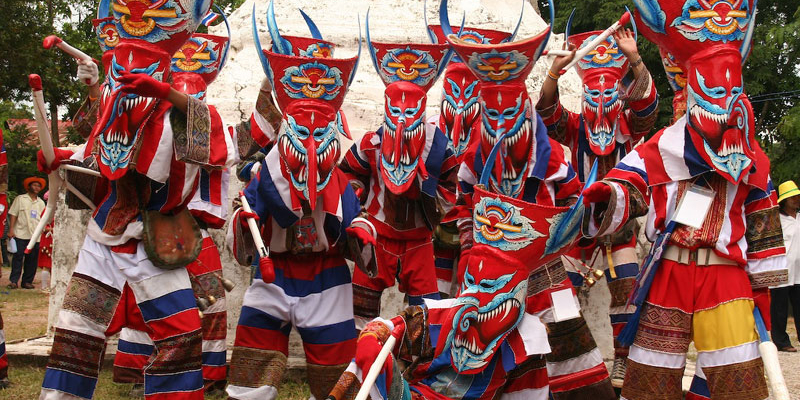 Ghost Festival. Picture by: Wikipedia