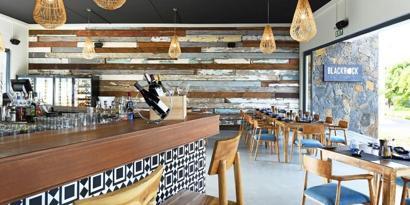 Blackrock Bar & Grill in Mauritius