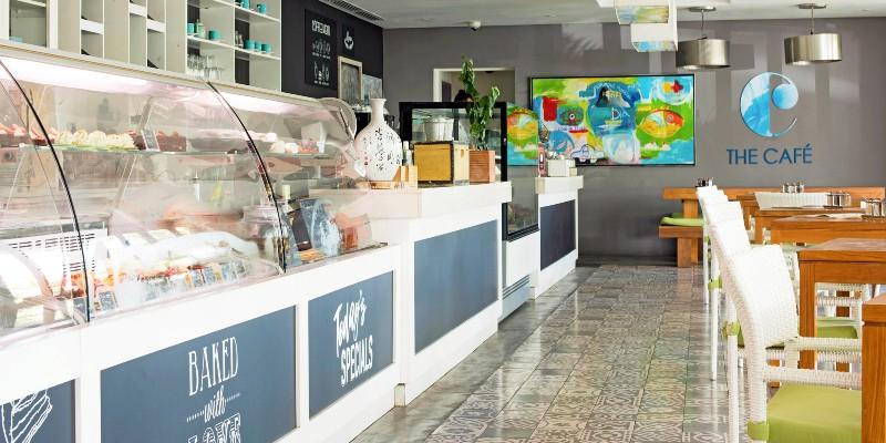 The Cafe at Radisson Blu Azuri Resort & Spa