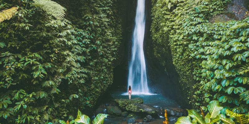 Balinese Waterfalls