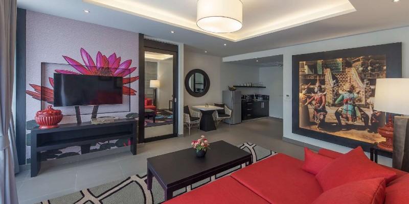Tropical View Suites