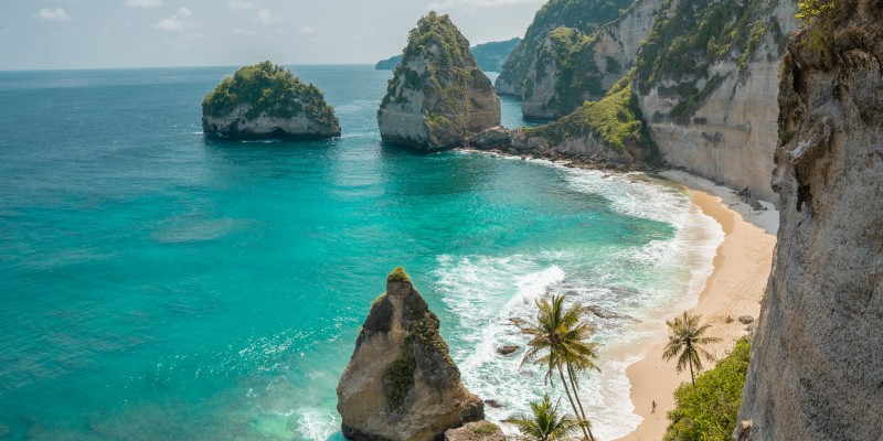 Bali has a lot to offer the budget traveller