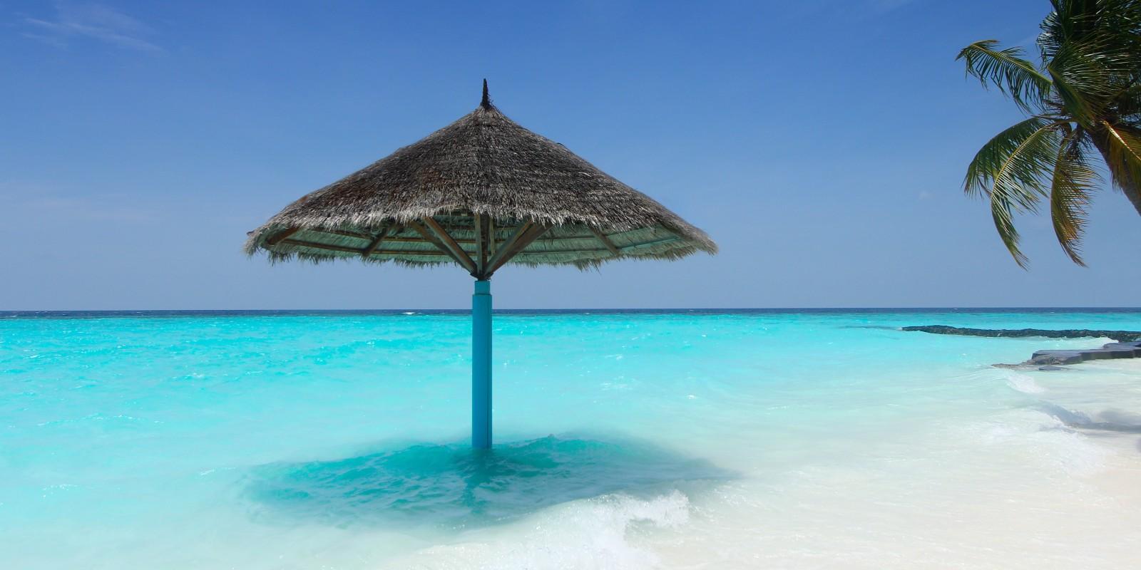 Luxurious island retreats in The Maldives
